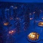 Romantikus lakópark Finnországból - képekkel
