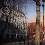 Ezt látni kell: időutazásos videó Londonról