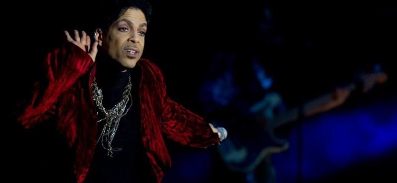 A Pantone-skála is fejet hajtott Prince előtt