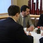 Kiderült, kivel tárgyalt illegális orosz pénzekről Salvini bizalmasa Moszkvában