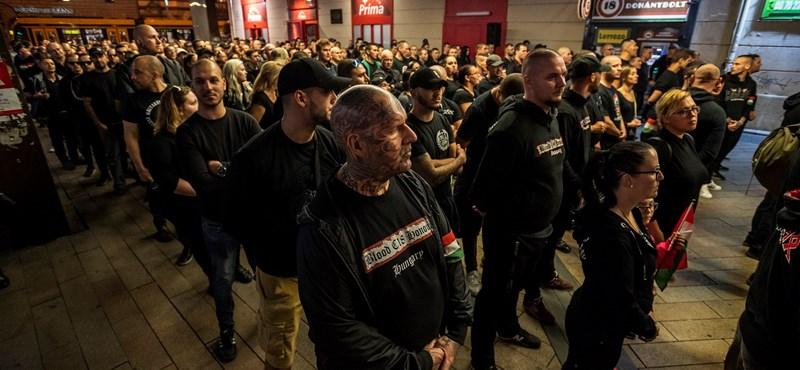 Fülke: Aktivizálódik a faji felsőbbrendűséget hirdető szélsőjobb
