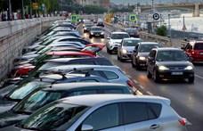 Majdnem 400 milliárd euró adót szednek be az autósoktól Európában