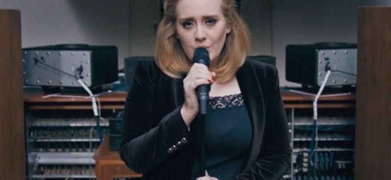 Ezt fogja dúdolni hetekig: itt az új Adele-dal