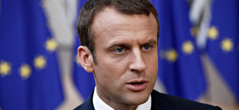 Már kóstolgatták egymást: Macron lehet Orbánék új mumusa