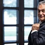 Új sporthátizsákot villantott a vidáman pózoló Orbán Viktor