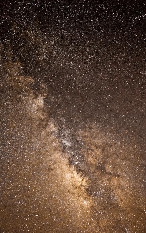''oung Astronomy Photographer of the Year'' kategória, 1. helyezett: The Milky Way . - Brit Királyi Obszervatórium, Astronomy Photographer of the Year 2013.