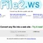 Konvertáljon szinte bármit weboldallá, ingyen
