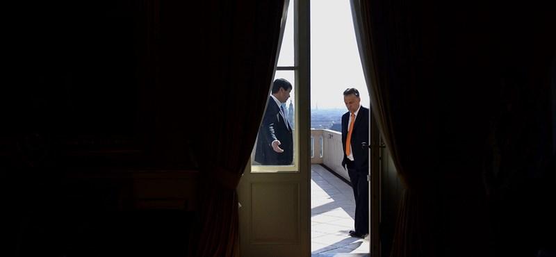 Orbán Viktor a Sándor-palotába költözhet