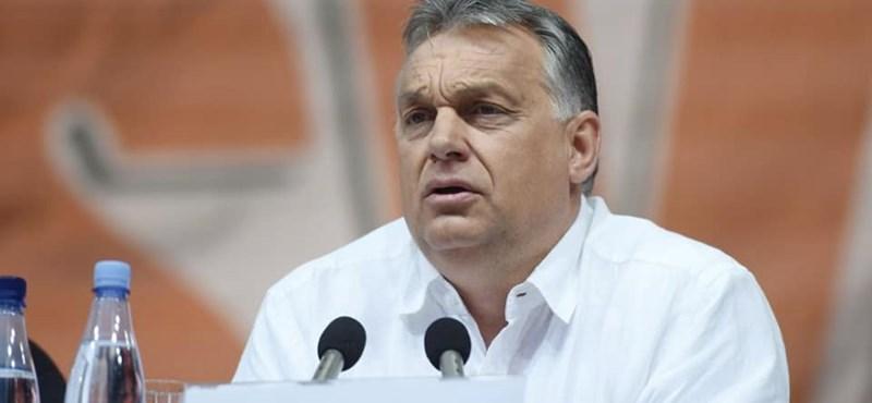 Orbán: Újjá kell építenünk a Kárpát-medencét - a hvg.hu percről percre tudósítása