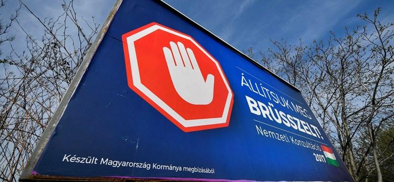 Die Presse: Feltűnően mérsékelték Orbán EU-ellenes kampányát