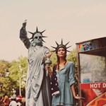 A nap képe: Szabadság-szobrok