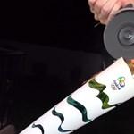 Egy dolog már biztosan működni fog az olimpián: a fáklya – a fűrész sem viszi