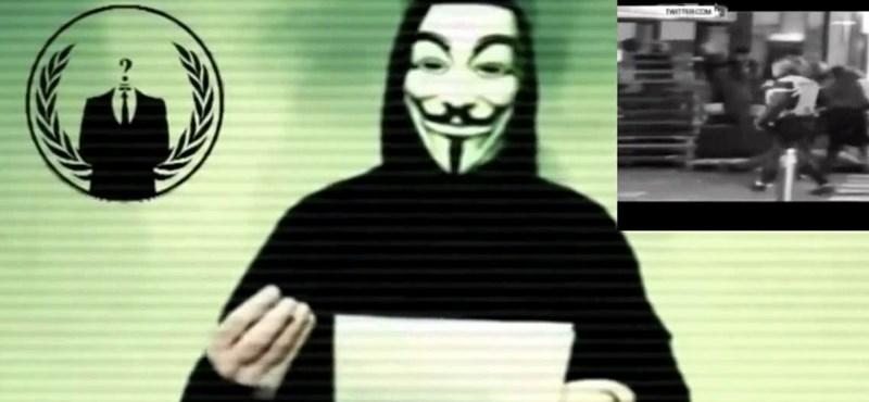 Indul a totális háború: nekimegy az Iszlám Államnak az Anonymous