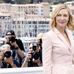 Cannes-ban tüntettek a színésznők a nemi alapú diszkrimináció ellen