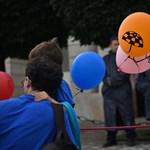 Tüntetett a Tanítanék a Taigetosz-törvény ellen