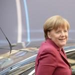 Az ENSZ-főtitkár nagyon megdicsérte Angela Merkelt