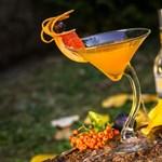 Koktéllal hangolódunk az őszre
