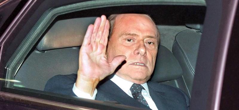 A maffiáról kérdeznék Berlusconit