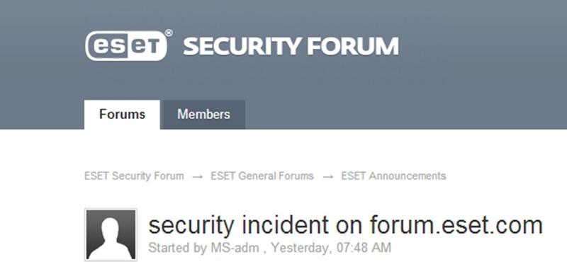 Senki sincs biztonságban: meghekkelték az egyik legnagyobb antivírus cég fórumát