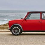 Nem látszik rajta, de 500+ lóerős ez a régi Mini