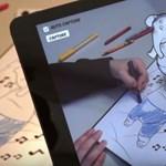 A Disney letette az asztalra a színezőkönyvet, amire felnőttként is rá fog csodálkozni – videó