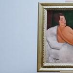 Horribilis összegért kelt el Modigliani egy aktja