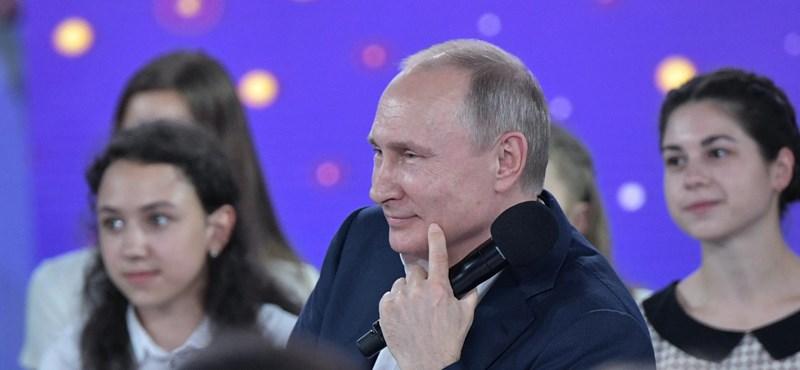 "Putyin már tudni véli, ki lesz ""a világ ura"""