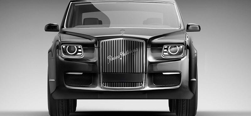 Átment a törésteszten Putyin új limuzinja, jöhet a nagy premier