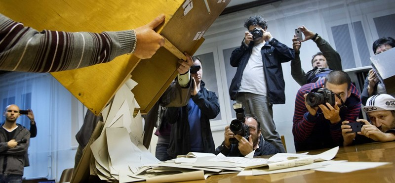 Öt nappal a választások előtt derül ki, hiteles-e a rendszer
