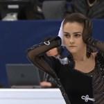 Lábát törte a téli olimpia egyetlen magyar kvótása