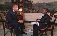 Meghalt 23 évesen a fiú, aki 11 évesen Barack Obamával interjúzott