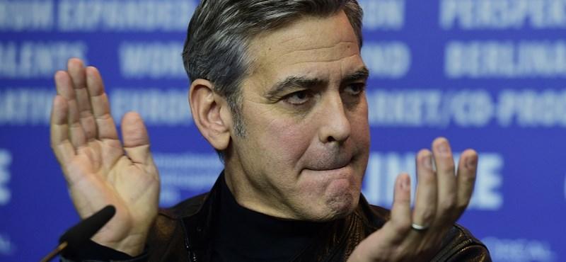 George Clooney lett a világ legjobban kereső színésze