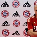 Ribéry pofonjától Angliáig szállhat Robben