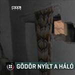 Rémálom: óriási gödörbe szakadt bele egy bogádi ház hálószobája