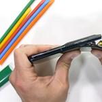 Mutatós a Lenovo új telefonja, csak ne törne ketté olyan könnyen