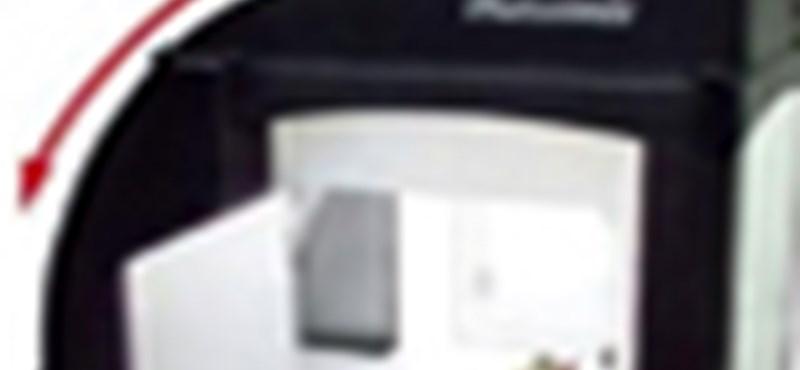 Magic Box - a világ első, háromdimenziós fénymásolója