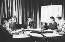 Nem dicsekedtek vele az amerikaiak, de náci tudósok nélkül nem mentek volna a Holdra