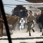 Minden idők legtöbb bevételét hozta egy nap alatt az új Star Wars-film