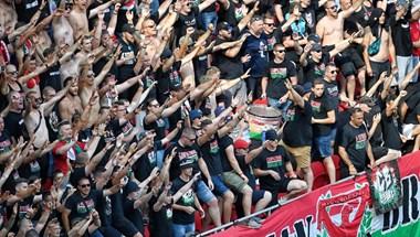 Igazoltan koronavírusos család ült a szurkolók közt a magyar-francia mérkőzésen