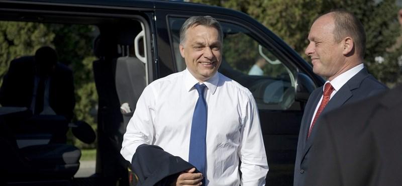 """Orbán a Portik–Laborc ügyről: """"a kommunistákat régóta ismerjük"""""""