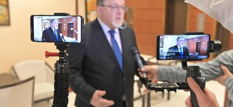 A Fidesz jelöltje, Dézsi Csaba András nyerte a győri polgármester-választást