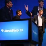 5 éven belül visszavenné a piacot a BlackBerry