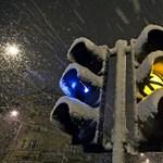 Videó: lefújták az újévi hócsatát Berlinben
