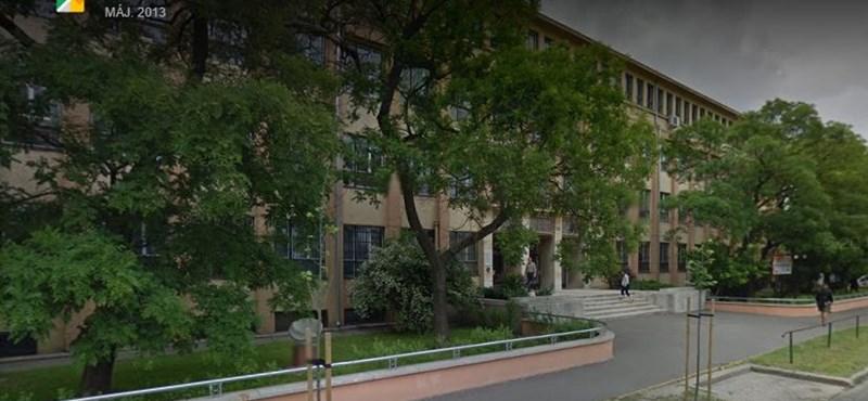 Komoly baleset egy budapesti gimnáziumban: megműtötték az egyik diákot
