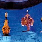 Dior-ruhák világhírű festmények között - fotó