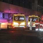 Halálos áldozata is van a hajnali budapesti kórháztűznek