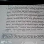 Áfacsalásos papírfecnis feladat is volt a BME egyik tesztjében