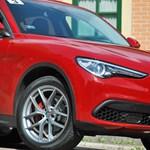 Alfa Romeo Stelvio-menetpróba: az olasz megváltó?