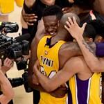 Mamba out! - Őrjöngve ünnepelték a búcsúzó Kobe Bryantet