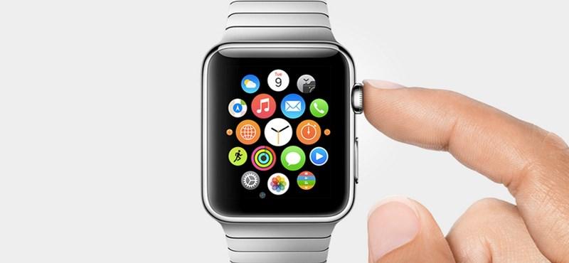 Több mint 1,5 millió forint lehet a legdrágább Apple Watch
